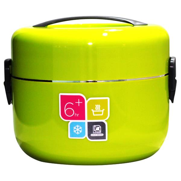 Treva Travel Container Green Single
