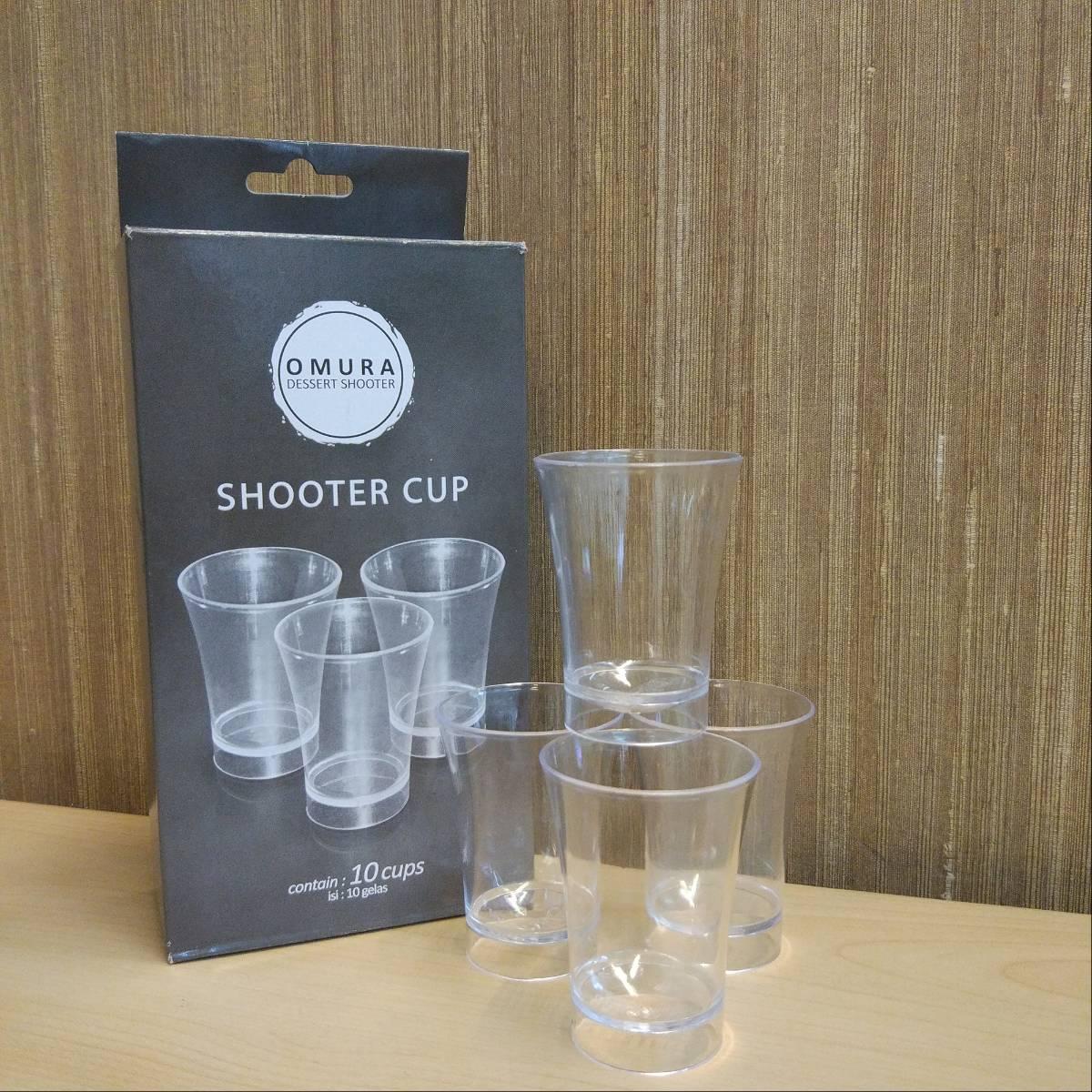 Omura Dessert Shooter - Shooter Cup