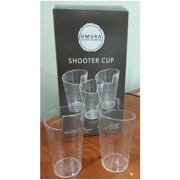 Omura Dessert Shooter - Shooter Cup Tipe Ulir