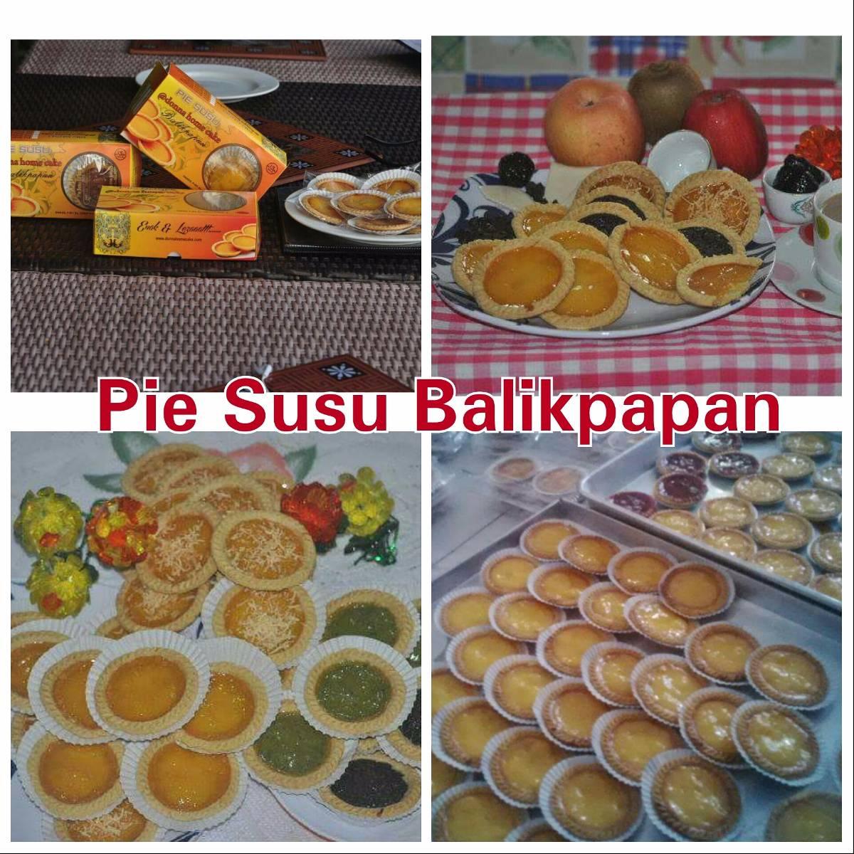 Pie Susu Balikpapan