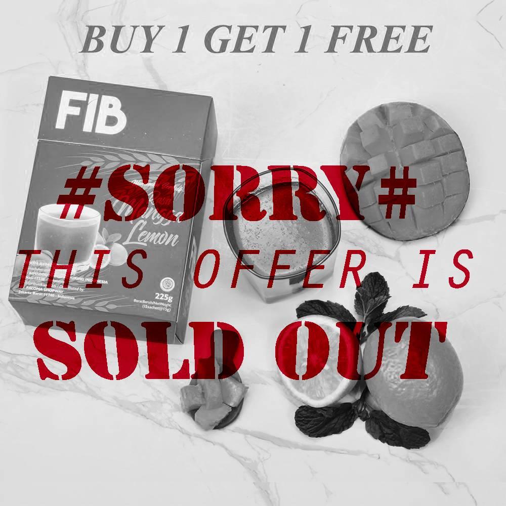 Buy 1 Get 1 Fib