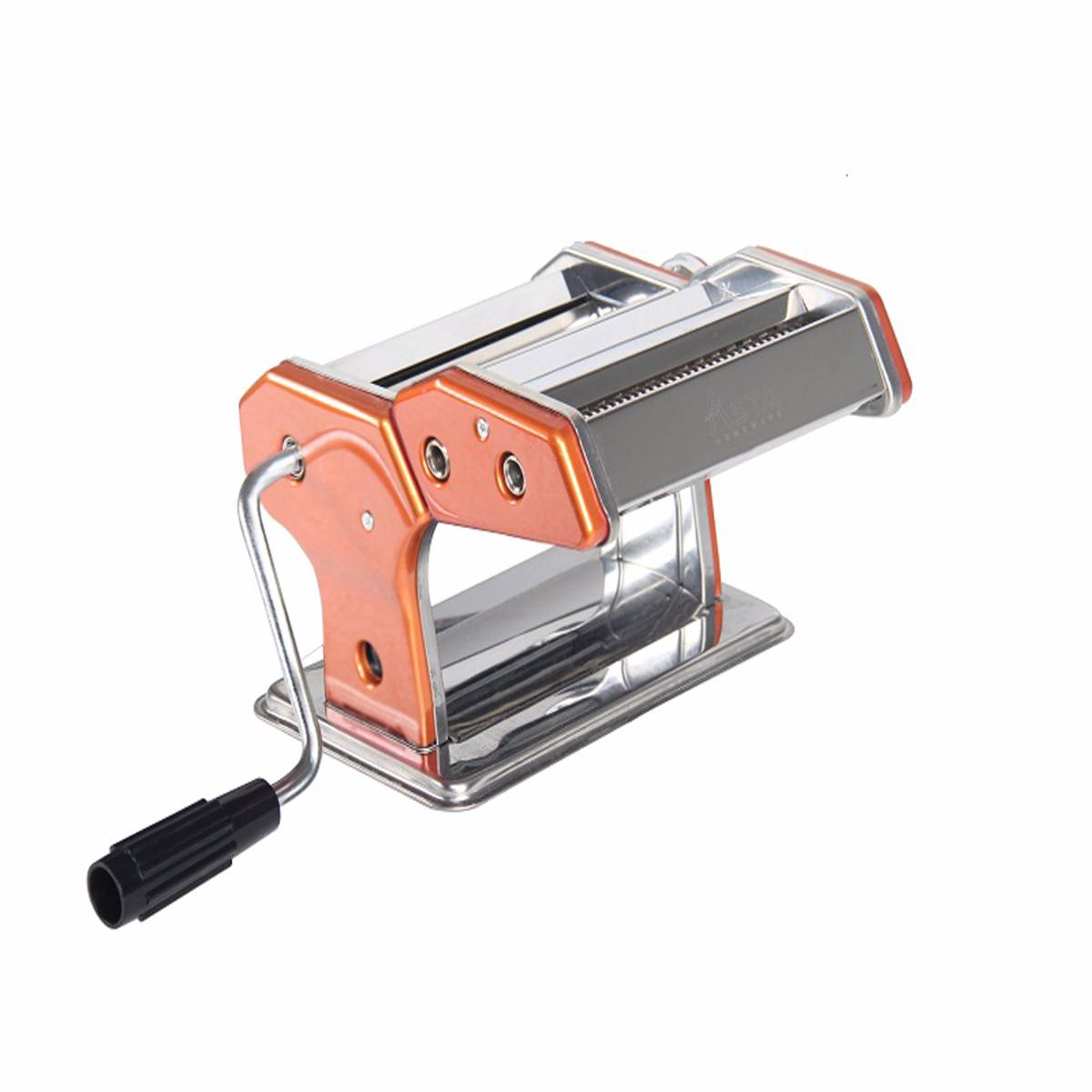 Asta Homeware Gilingan Mie / Pasta Maker ( Red , Orange & Silver/stainless Steel )0