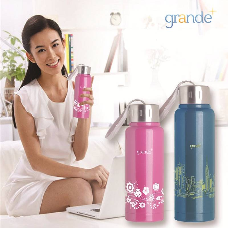 Grande Food Container Peach 350 Ml3