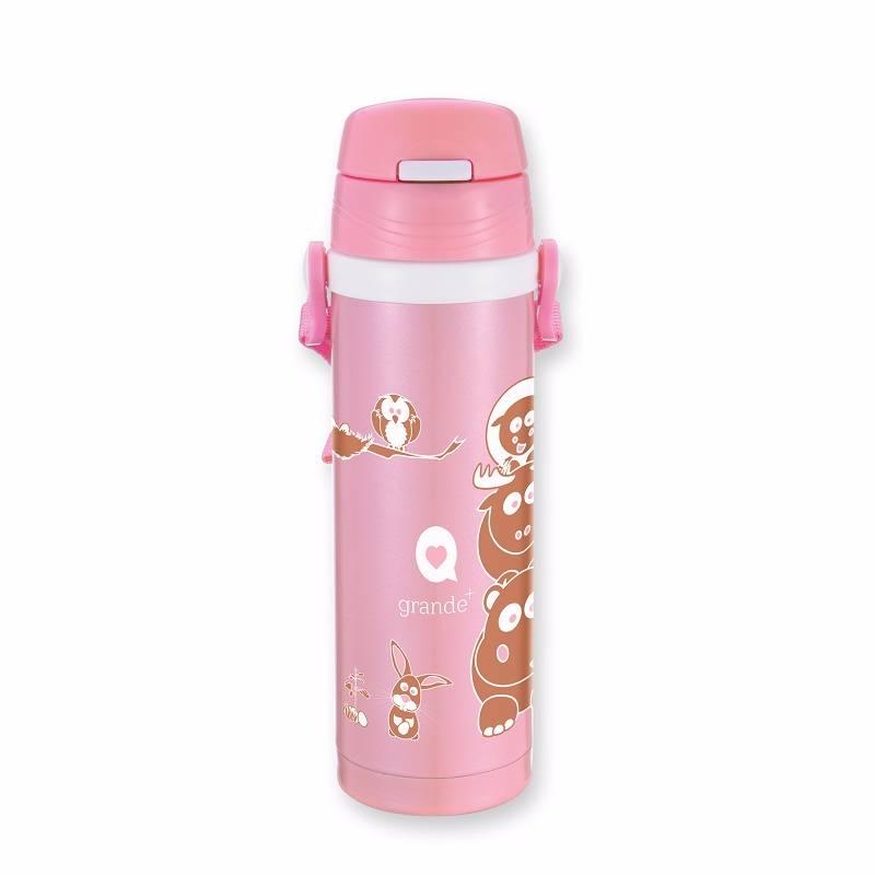 Grande Kid Tumbler Pink 500 Ml