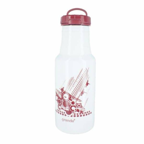Grande Sports Bottle White 500 Ml