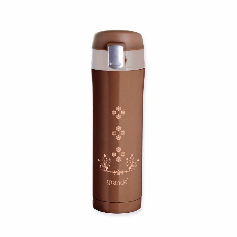 Grande Tumbler Brown 450 Ml0