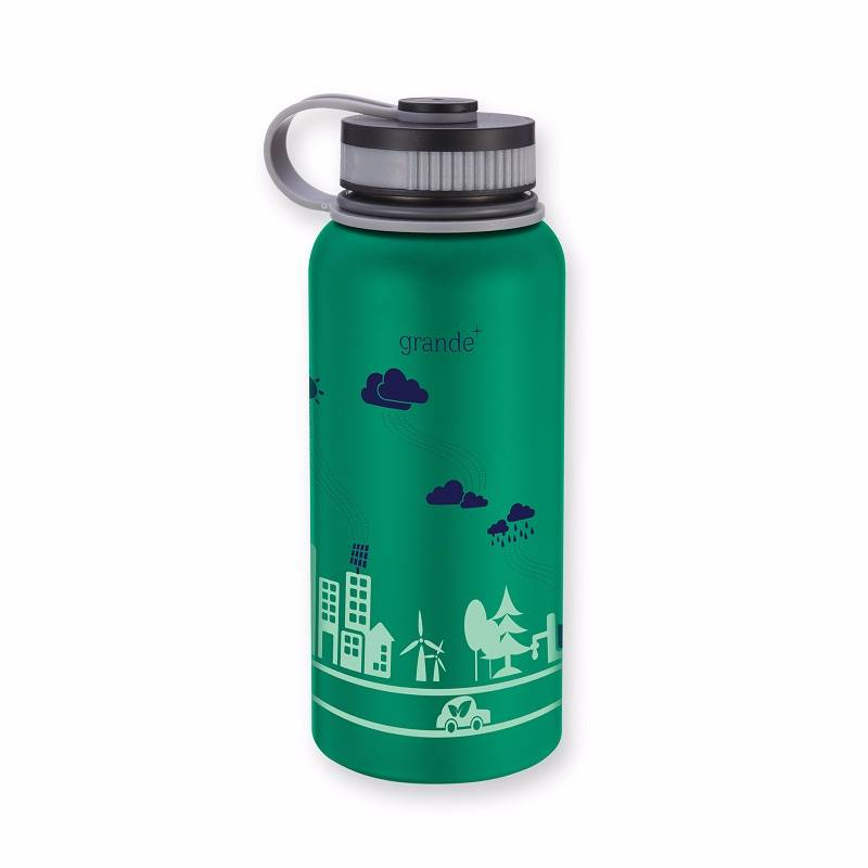 Grande Thermos Green 800 Ml
