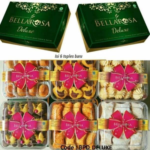Kue Kering Bellarosa Deluxe