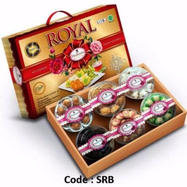 Kue Kering Shakeela Royal Bulat