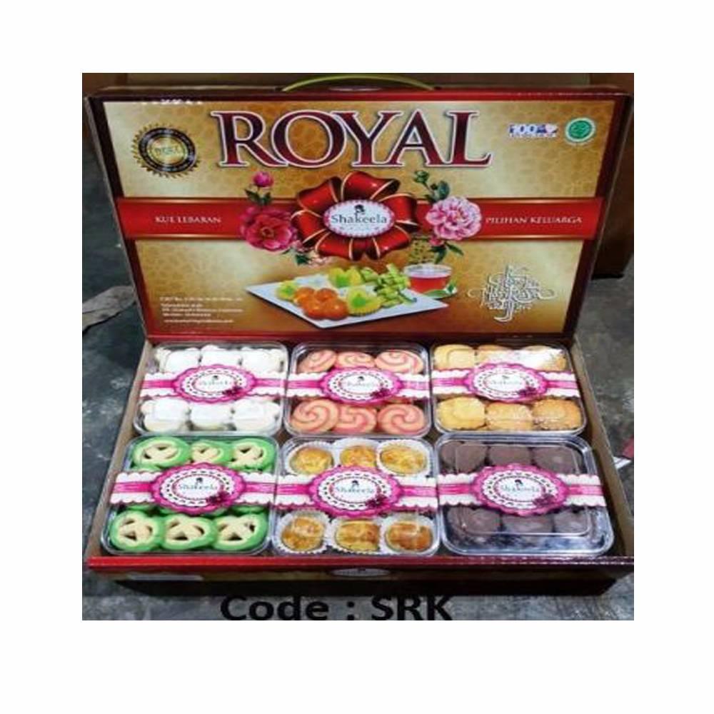 Kue Kering Shakeela Royal Kotak