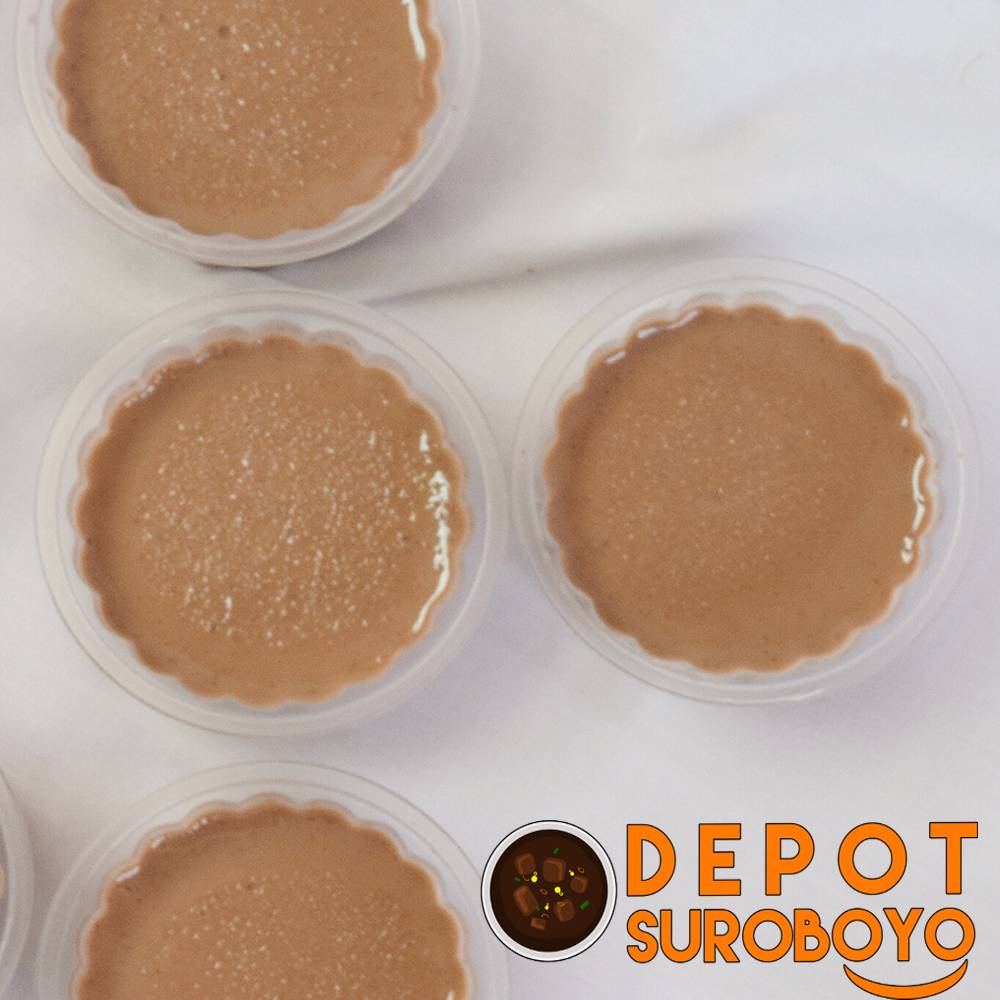 Puding Coklat Import / Cup