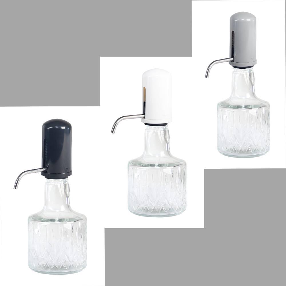 Asta Homeware Handpump Glass Dispenser / Dispenser Kaca 1,2 L3
