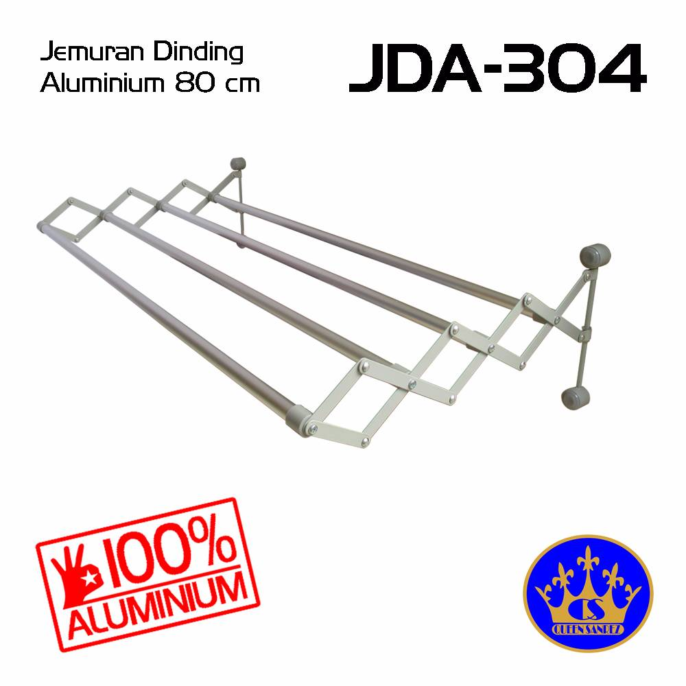 Jemuran Dinding Aluminium (jda304)