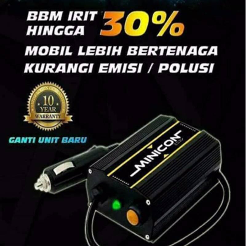 Minicon Stabilizer Penghemat Bbm Mobil 30%