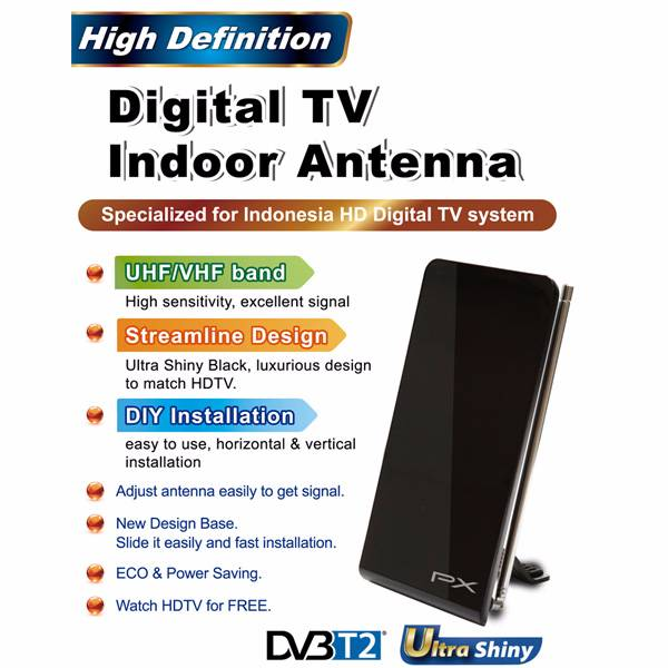Digital Tv Indoor Antenna Da1201np