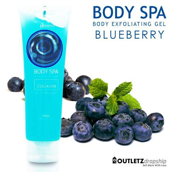 Hanasui Body Spa 250ml