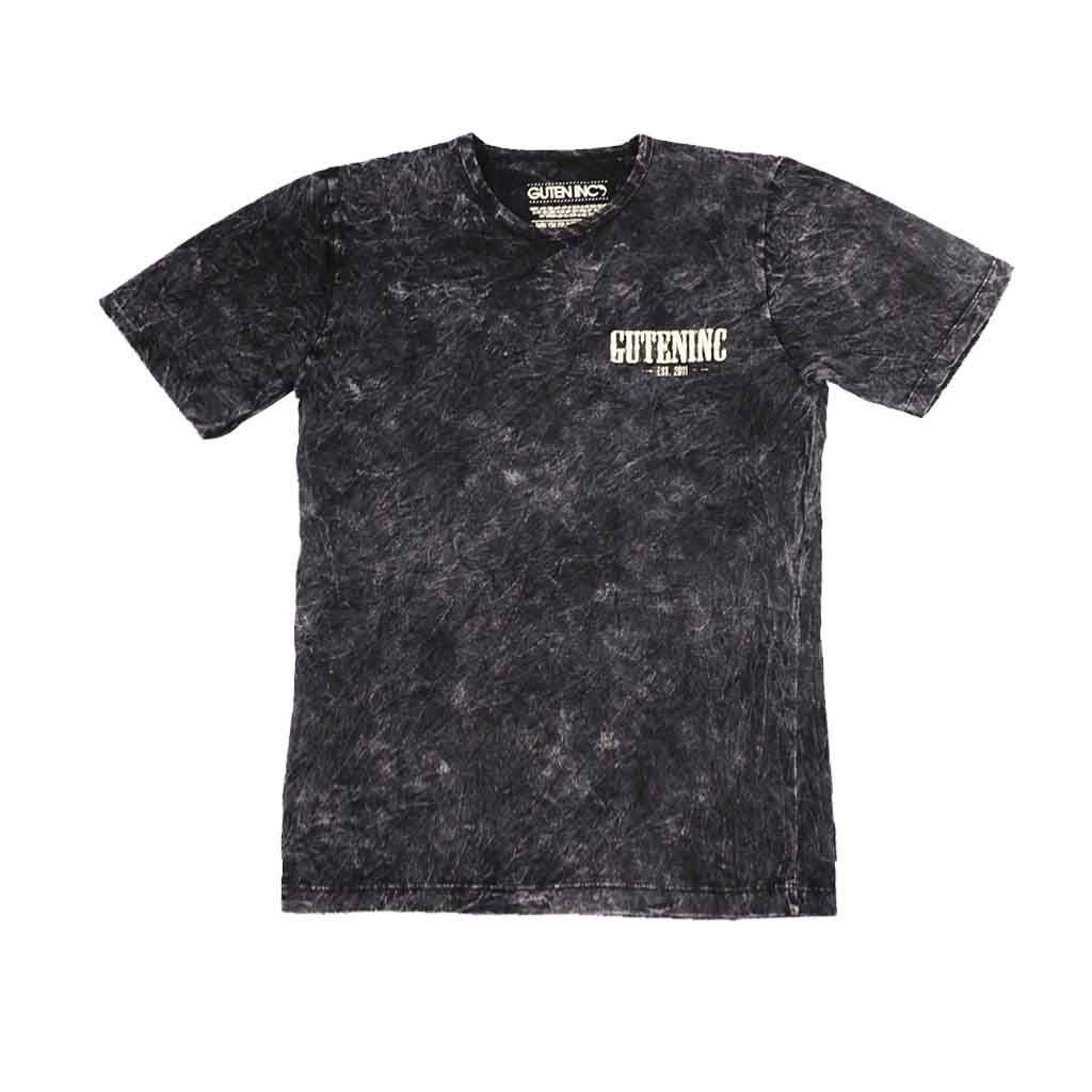 Kaos / Muzca Washed Gray T-shirt