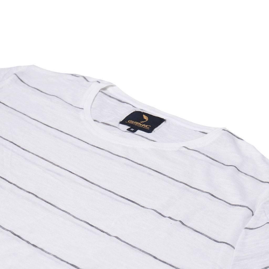 Kaos Chester White Thin Stripe Sentral Online Terpercaya Outletz Polos Orange Triton Stripe3