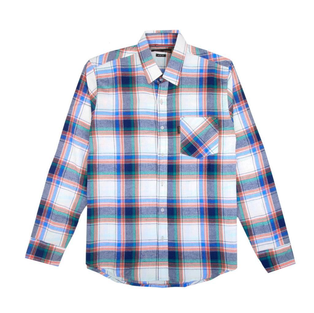 Kemeja Lengan Panjang / Coulsen Flannel Shirt