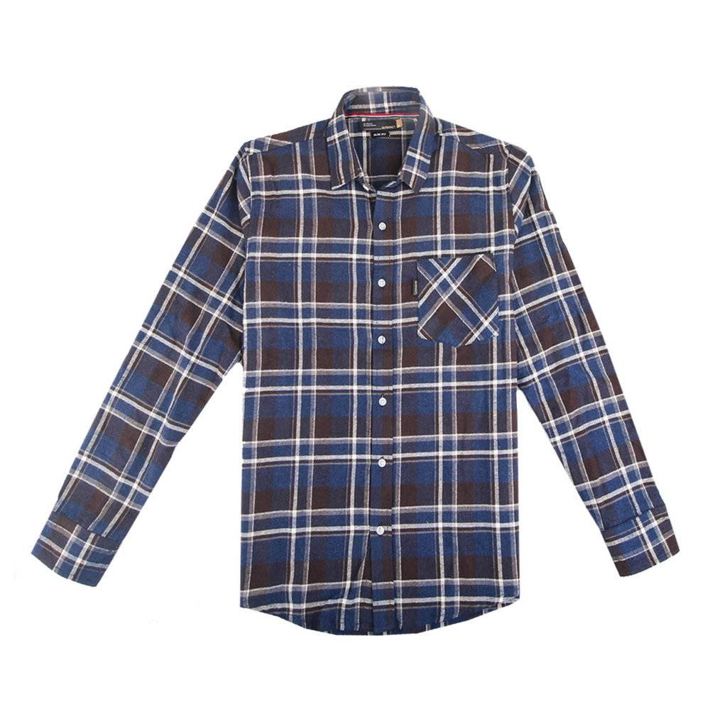 Kemeja Lengan Panjang / Jared Flannel Shirt
