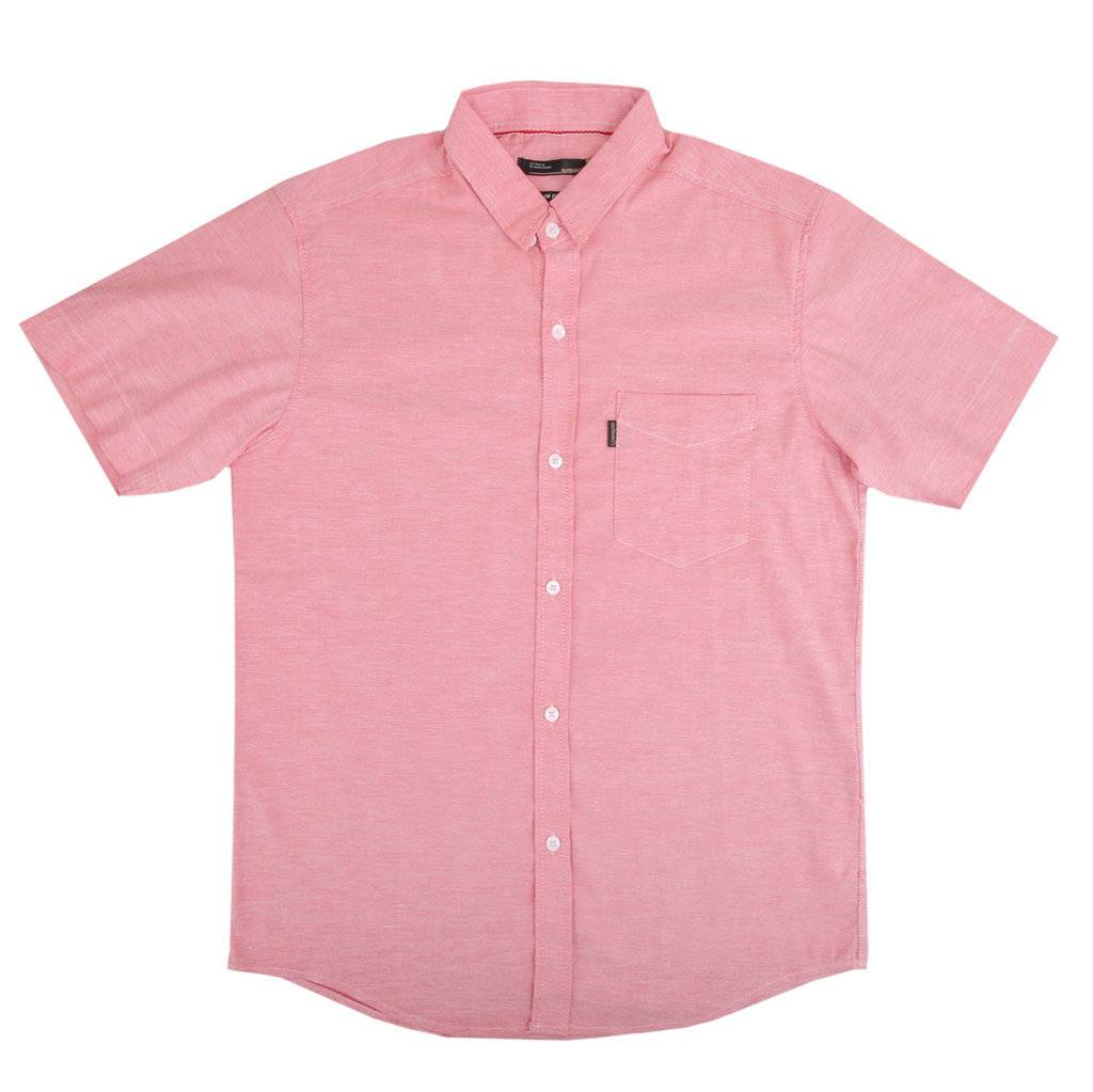 Kemeja / Terry Light Red Shirt