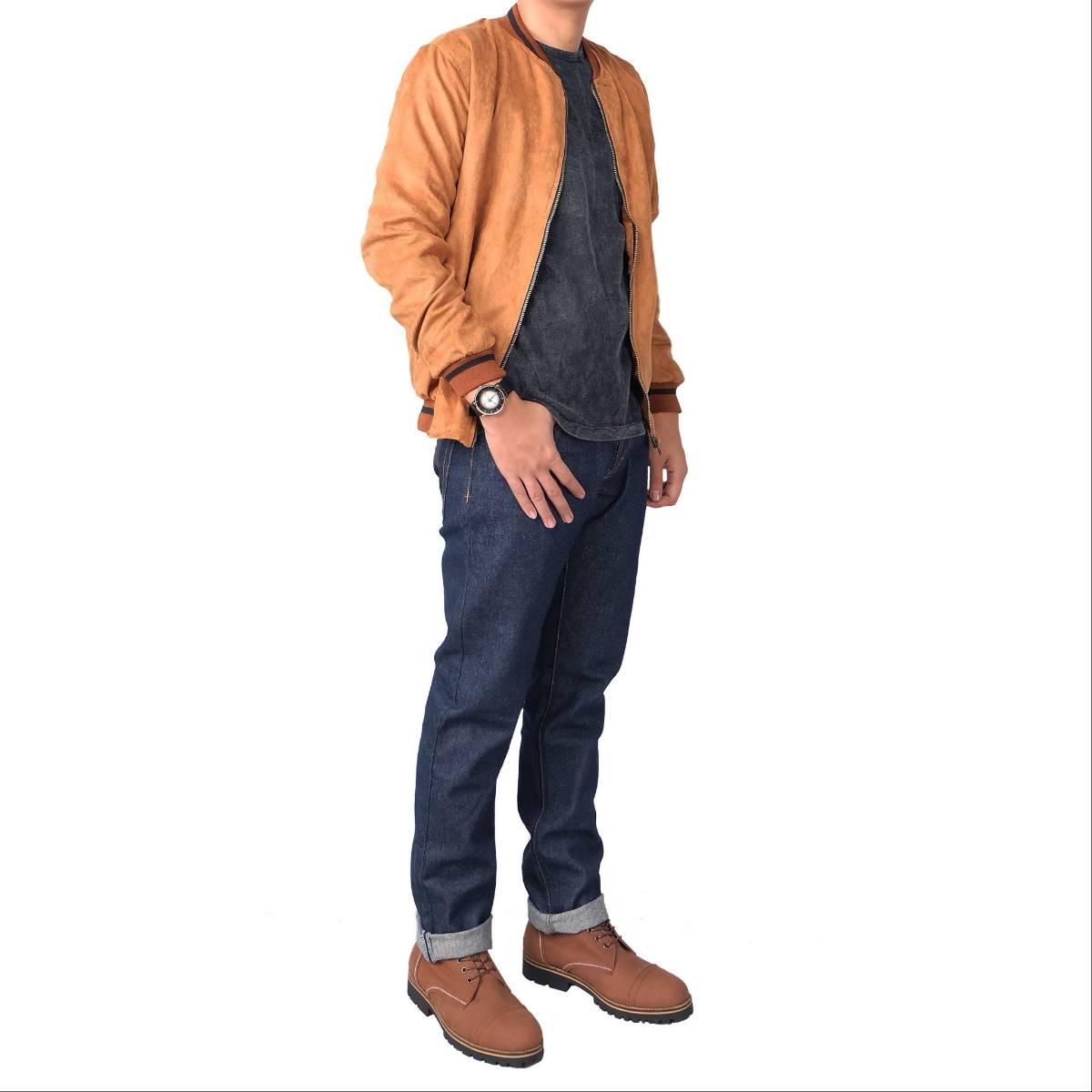 Celana Panjang Jeans / Street Wanderers Dry Rigid I