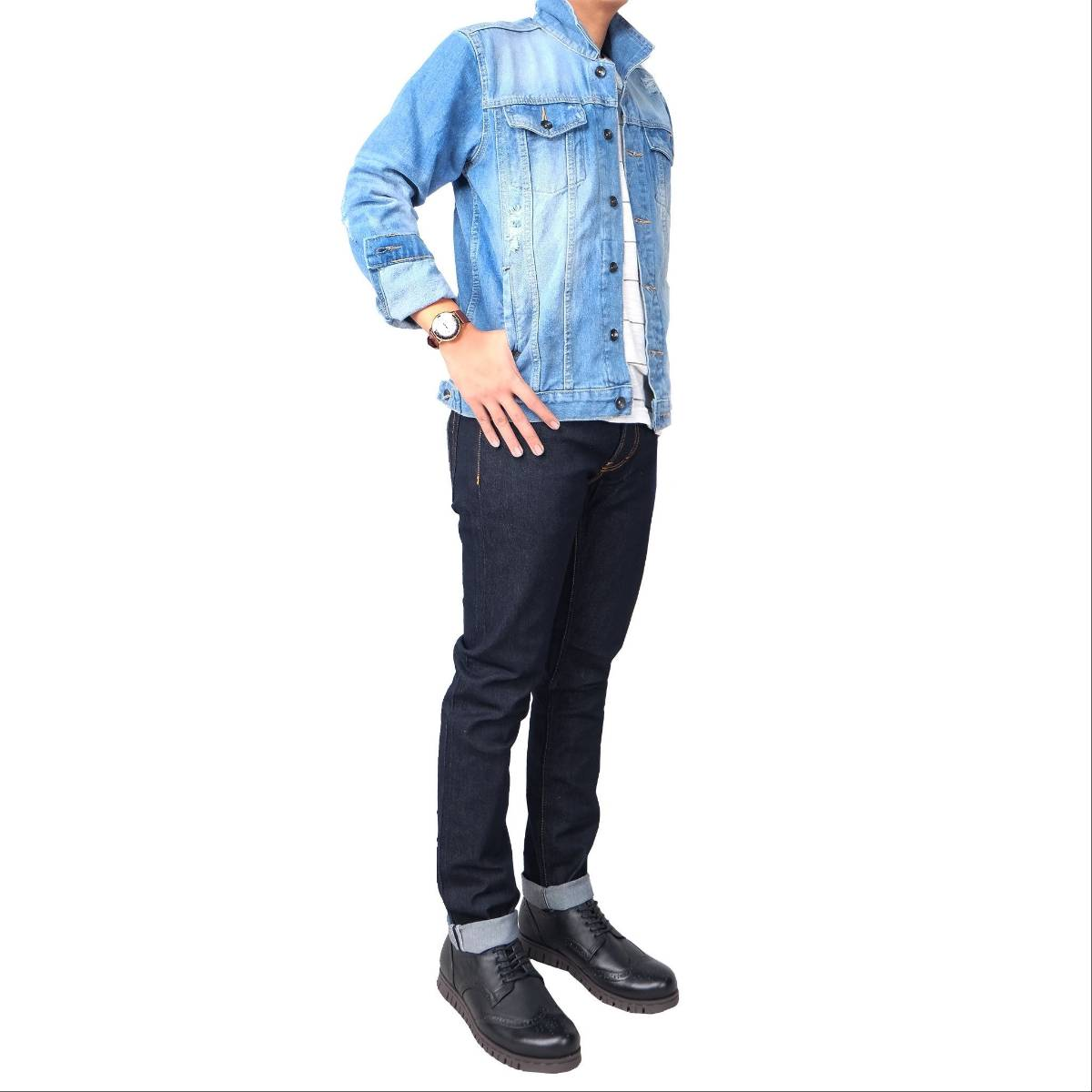 Celana Panjang Jeans /street Wanderers Dry Stretch
