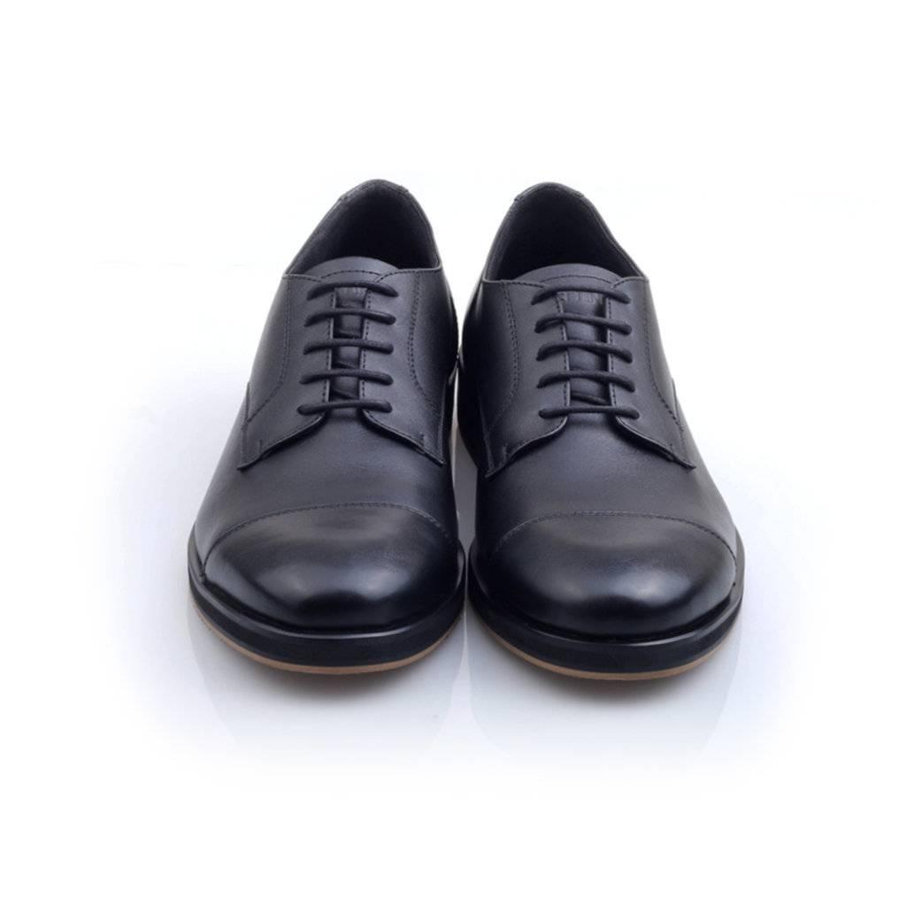 Sepatu Lana Derby Captoe Black Sentral Online Terpercaya Outletz Eagle Stallion Jogging Grey Beige 41 Black0