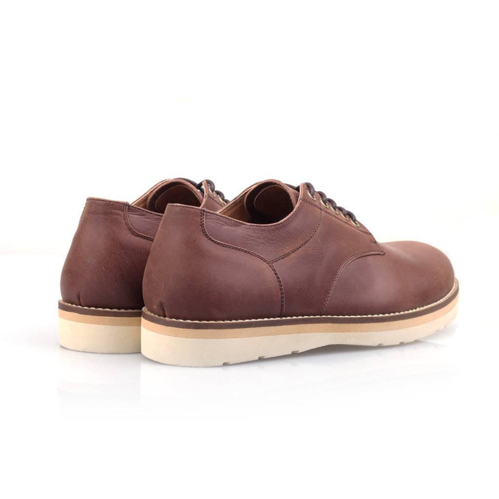 Sepatu Derby Brown Low Lestari Endah Shop Outletz Stelan Jeans Pretty Low4