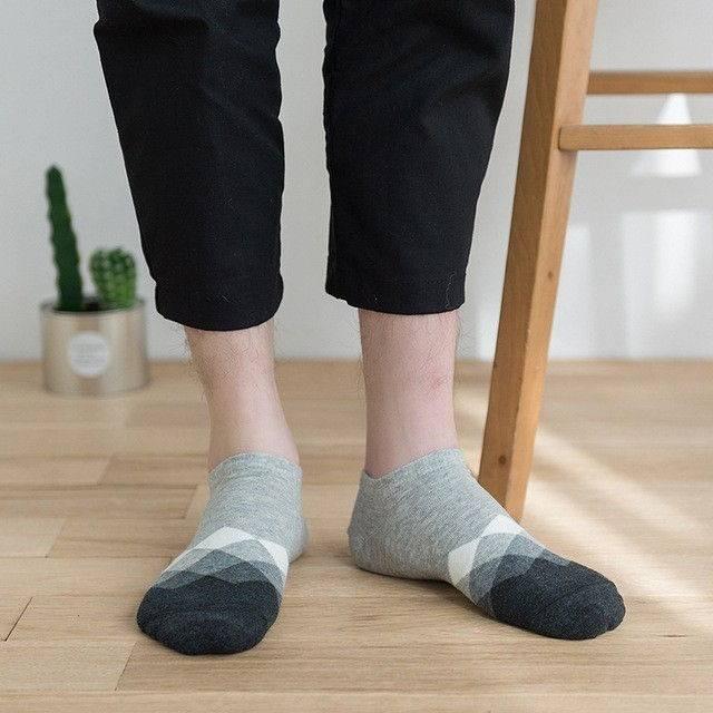 Kaos Kaki / Kenney Gray Socks