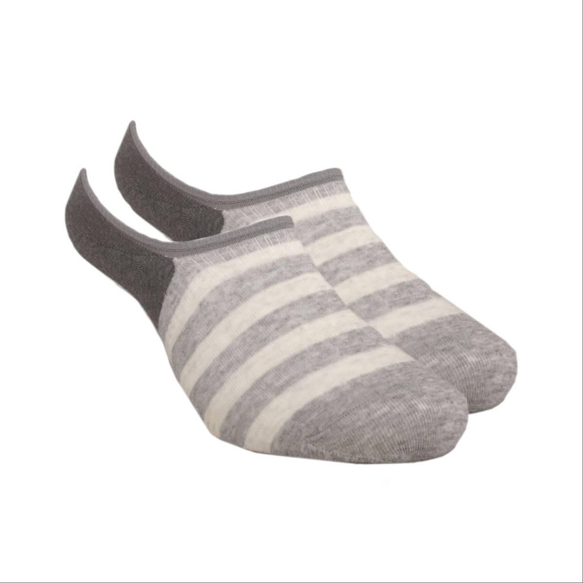 Kaos Kaki / Orleans Gray Socks