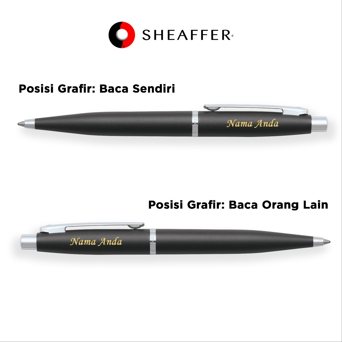 Sheaffer - Vfm - 7 Colors - Ballpoint2