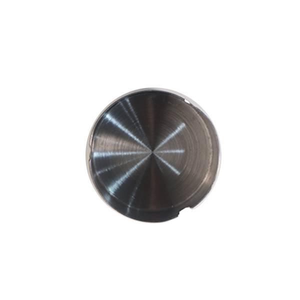 Asbak Stainless Steel (diameter 8 Cm)(s-200)