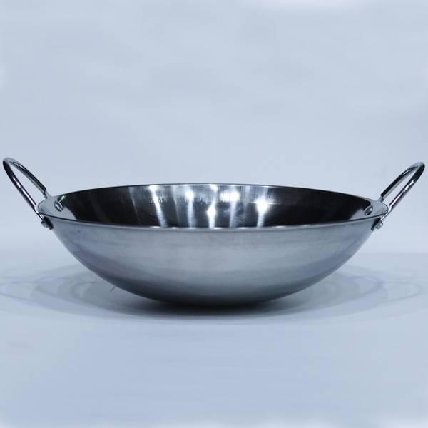 Wajan Stainless Steel (diameter 24 Cm)