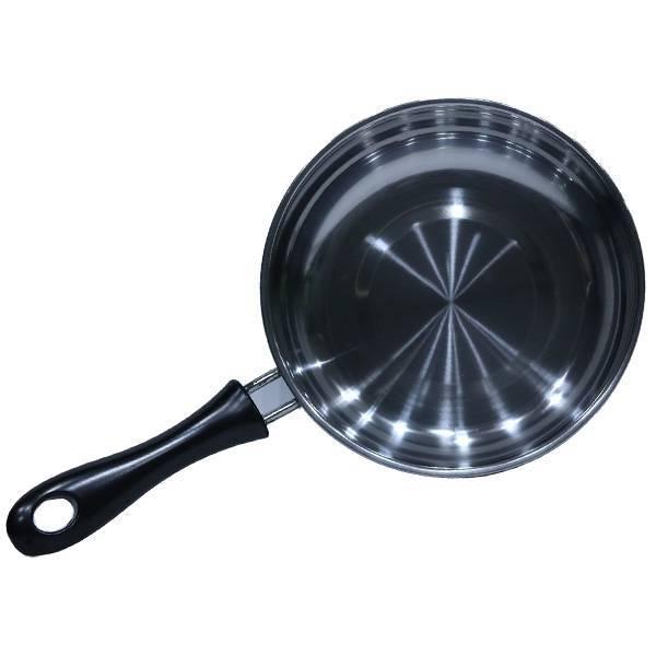 Panci Susu Dilengkapi Dengan Gagang (diameter 16 Cm) (1 Set : 3 Pcs)