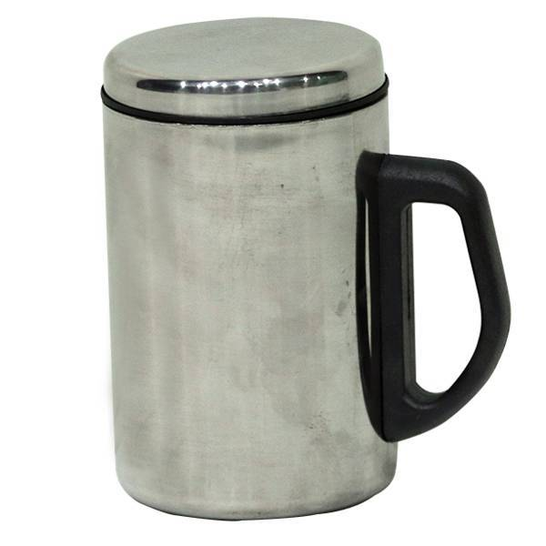 Mug Stainless Steel 350 ml (s-124)