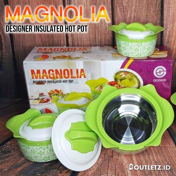 Hot Pot Magnolia 4 Set (s-107)