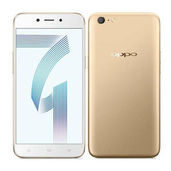 Handphone Oppo A71 Gold