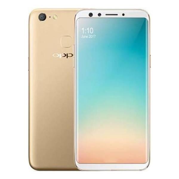 Handphone Oppo F5 Gold