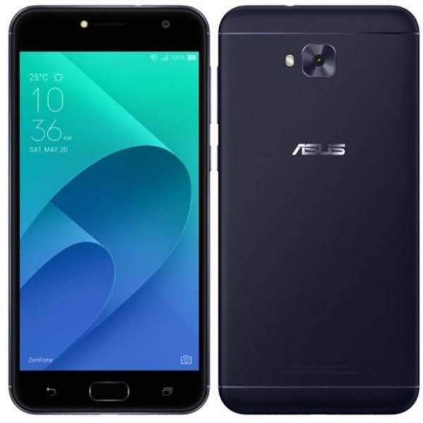 Handphone Asus Zenfone 4 Selfie Black