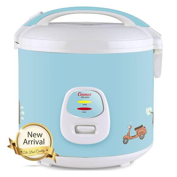 Cosmos Rice Cooker Crj6302