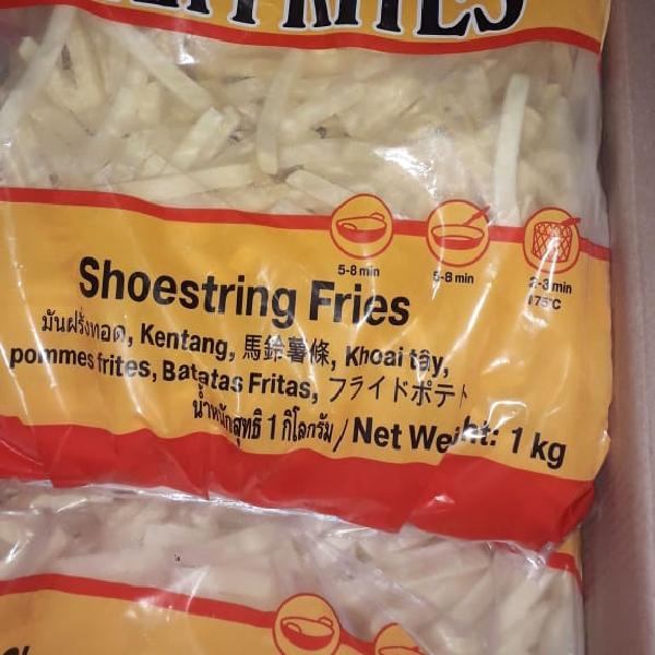 Star Frites Shoestring