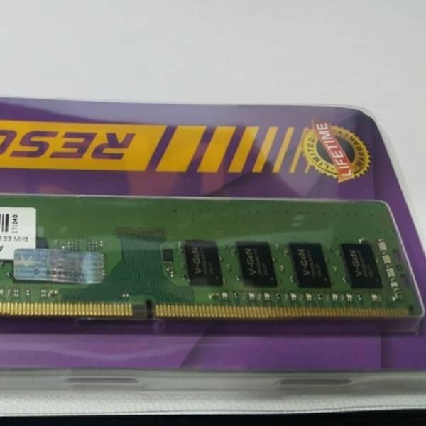 Ram Ddr4 V-gen Rescue 8gb Pc17000/2133mhz Long Dimm (memory Pc Vgen)1