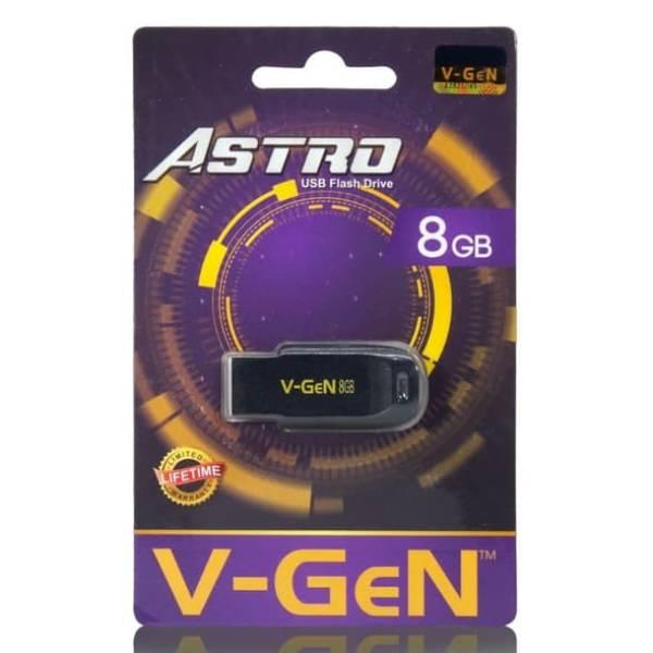 Flashdisk V-gen 8gb Astro 2.0 (usb Vgen)