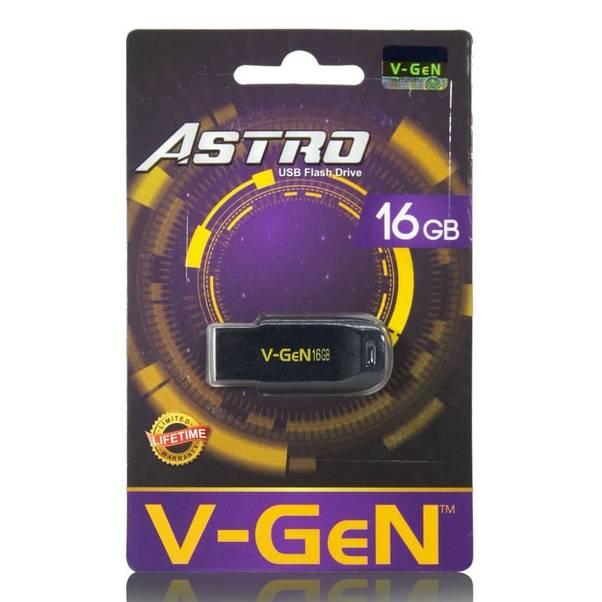 Flashdisk V-gen 16gb Astro 2.0 (usb Vgen)