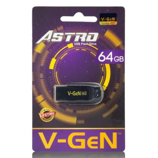 Flashdisk V-gen 64gb Astro 2.0 (usb Vgen)