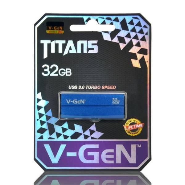 Flashdisk V-gen 32gb Titans 3.00