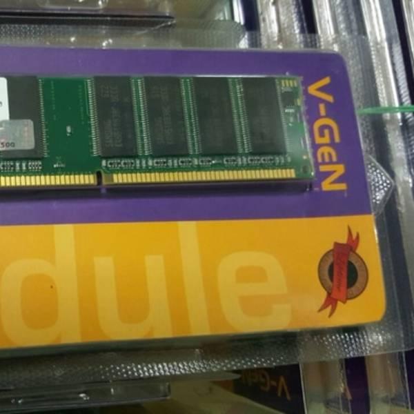 Ram Ddr V-gen 1gb Pc3200/400mhz Long Dimm (memory Pc Vgen)1