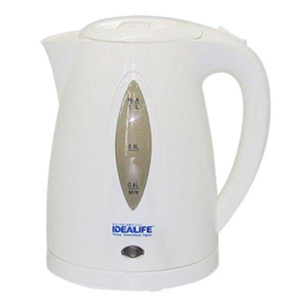 Idealife - Auto Electric Kettle - Teko Listrik (1.2litre) (il-111s)1