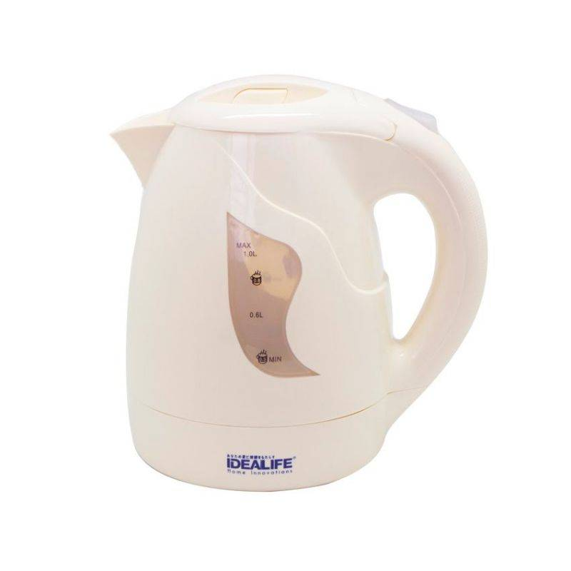 Idealife - Auto Electric Kettle - Teko Listrik (1.0litre) (il-115)1